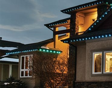 Permanent Christmas Lights Easy Kits