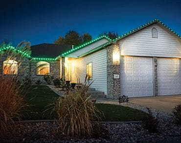 Custom Permanent Holiday Lights Quotes for Your Home or Business