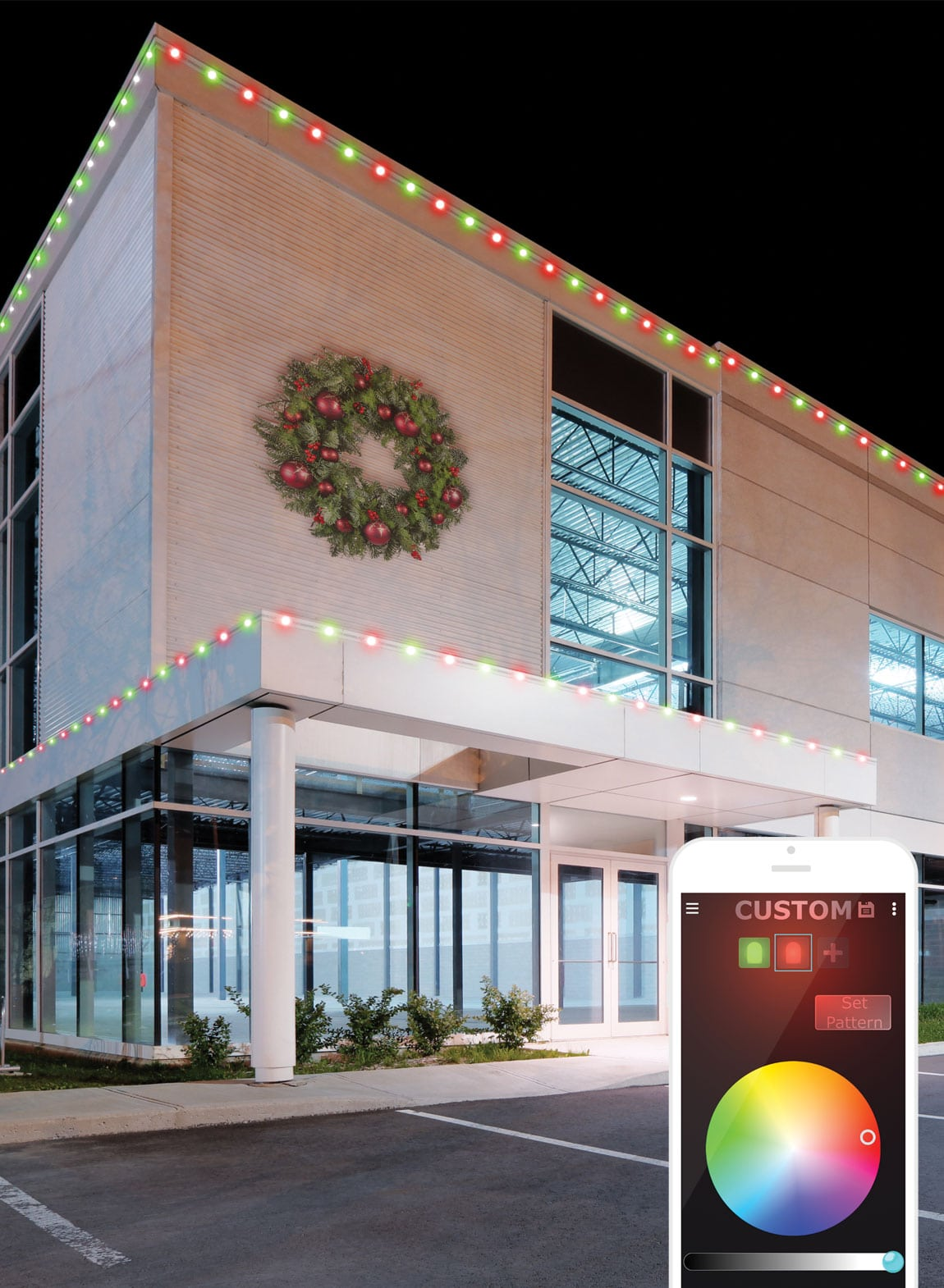 Commercial Led Lighting Solutions Outdoor Commercial